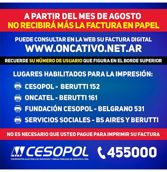 Boletín Digital De Cesopol Julio 2019